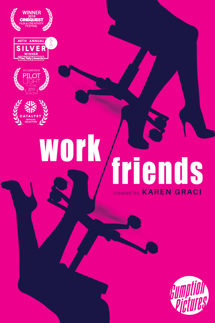 Work Friends w laurels WEB
